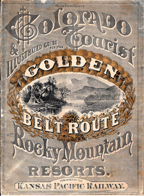 EARLY MARKETING: books, pamphlets, brochures