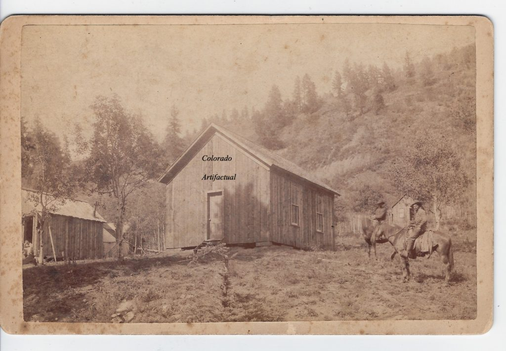 Ames miner's home b