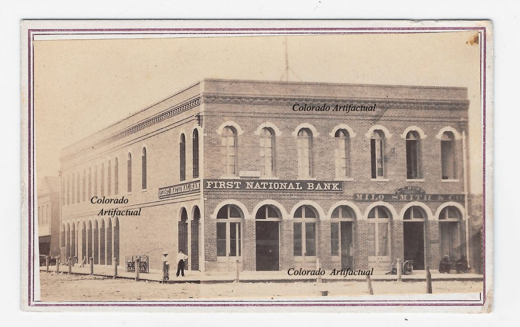 First National Bank Denver CT CDV 2
