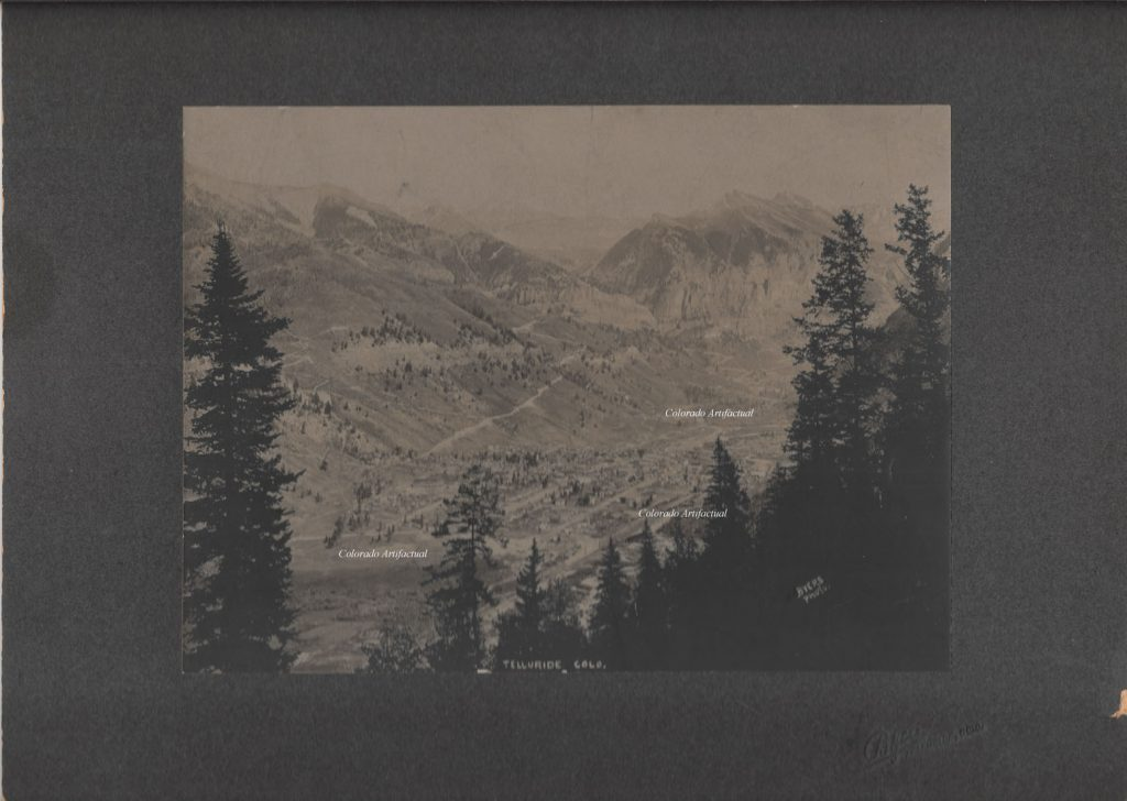 Telluride Colo Byers 2