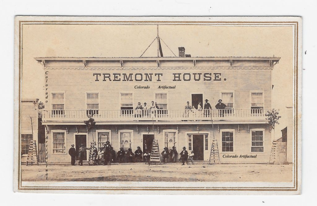 Tremont House Denver CT CDV 2