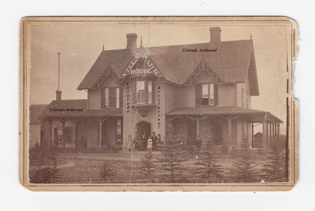 Villa Park House Denver CT CDV 2