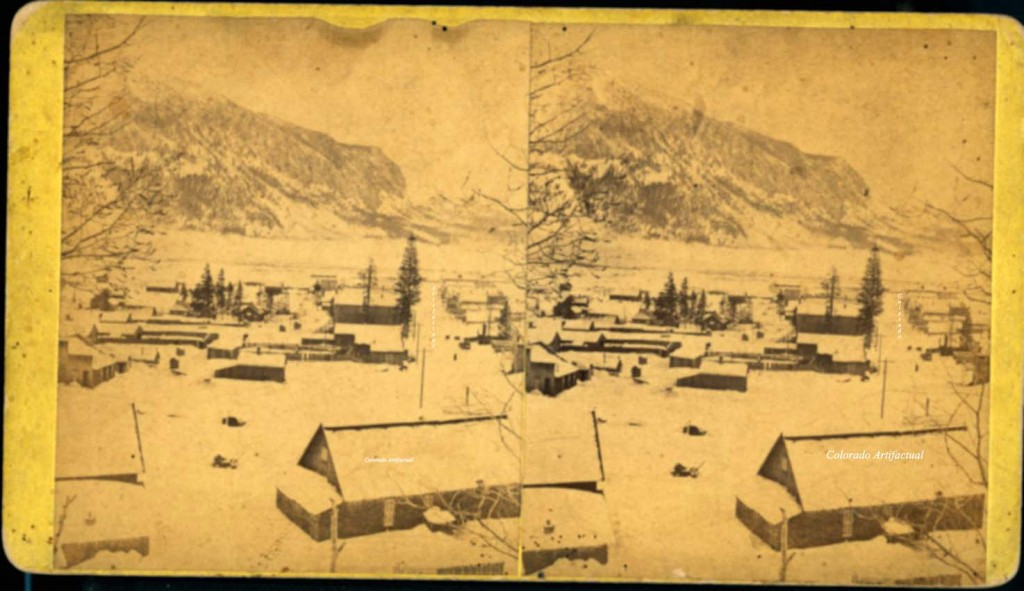 Crested Butte Colo March 1883 b