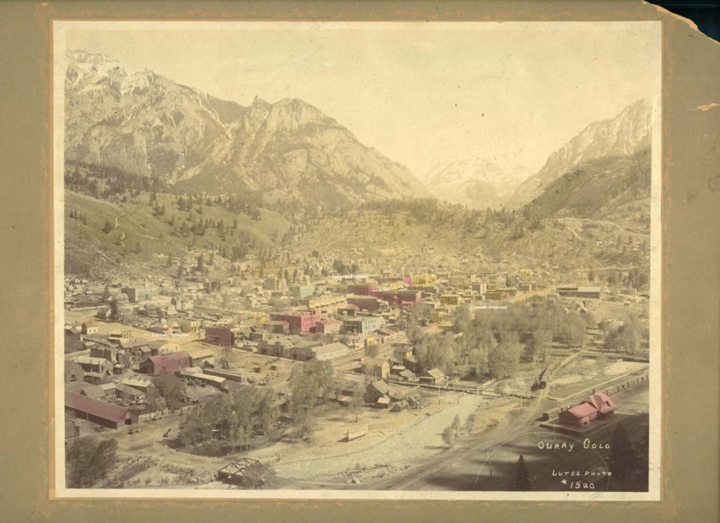 Ouray Colo Lutes 1520 b