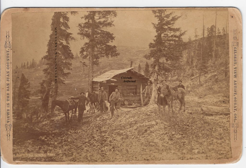 Cabin, Mineral Point b