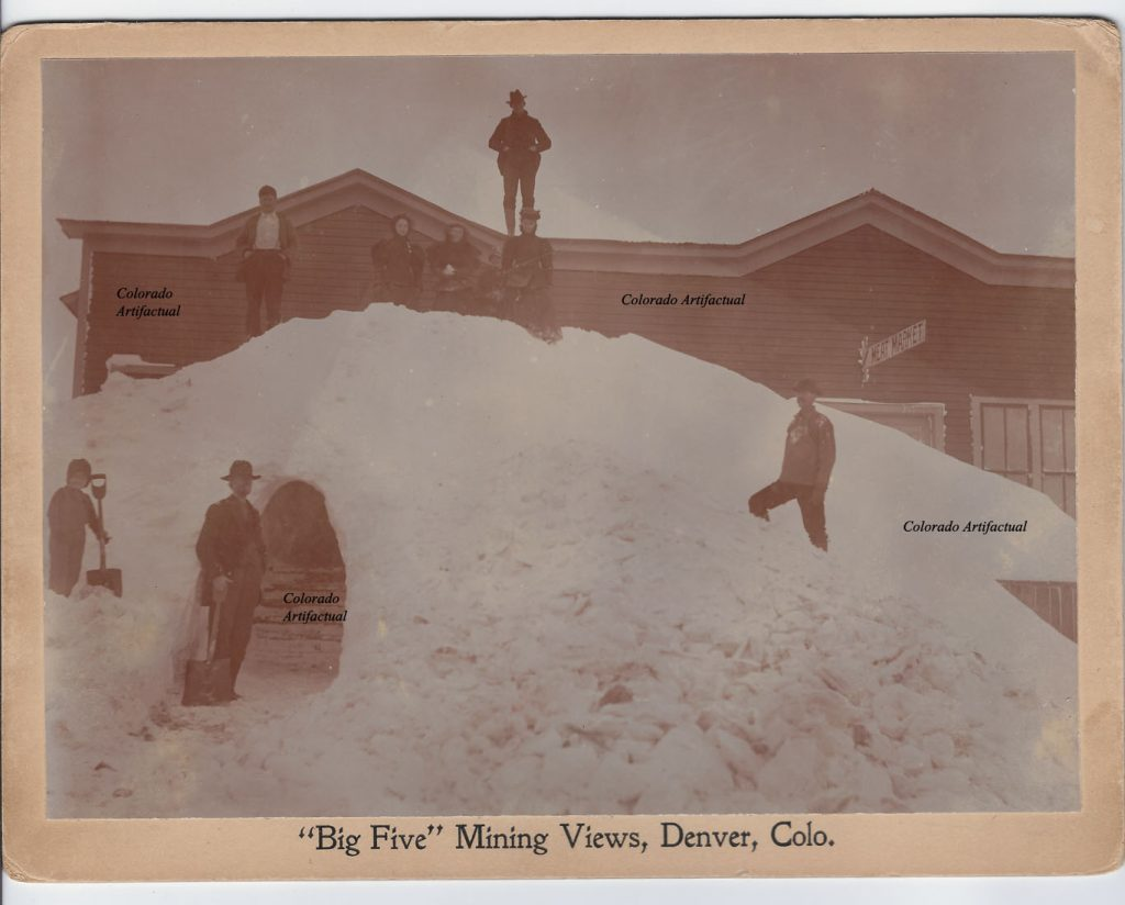 Ward snow scene Big Five Mining 2