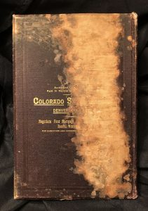 Colorado Illustrated Business Directory 1889